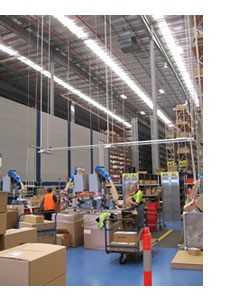 RICOH CASE STUDY - Hendersons Logistics - Supply Chain planning - Sydney & Melbourne